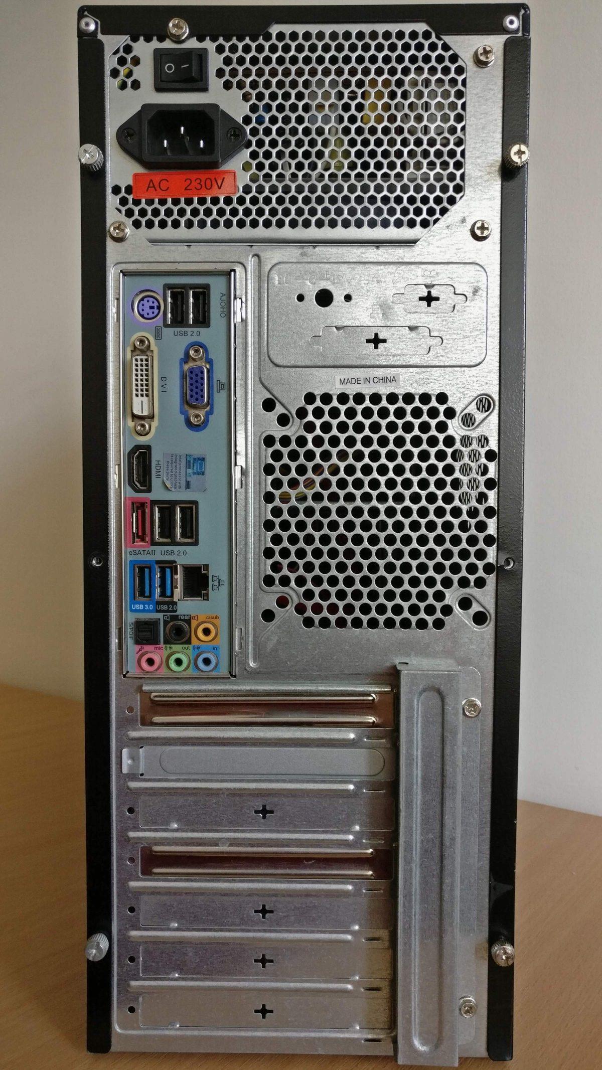 Vand Intel Core I3 b